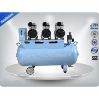 3Hp Piston Portable Small Electric Air Compressor With ISO / CQC Certification Manufactures