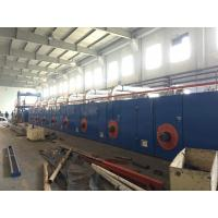 Speed Stepless Adjust Electrostatic Flocking Machine Steam Temperature 0.6 Mpa / 145℃ Manufactures