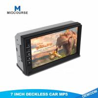 China Wholesome 7inch Touch Screen Car Video MP3 MP4 MP5 Video Player on sale