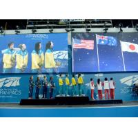 Outdoor Advertising Led Display Screen / Stage Background Led Screen Manufactures