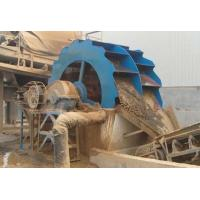 China ISO9001 Certificated Spiral sand washer on sale