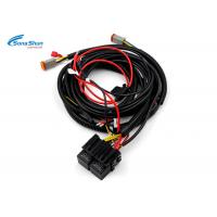 OEM Automotive Wiring Harness TS16949 Standard For Complex Telecommunication