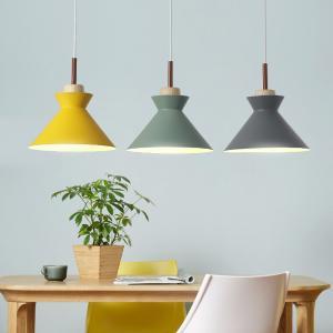China Macaroon Design Pendant Lamp For Indoor Home Kitchen Dining room Restaurant Lighting on sale