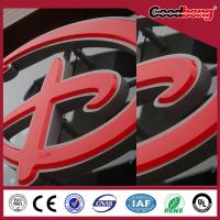 Top 100 Global Vacuum  light high quality custom strong alphabet letter signs Manufactures