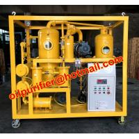 High Voltage Transformer Oil Regeneration Purifier,Insulation Oil Processing Equiment, Filtration Solution Manufactures