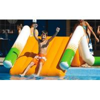 China Relaxed inflatable inflatable water sports games seesaw prices water park equipment for sale on sale