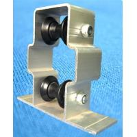 """double plastic wheels screen tube supporter with aluminum house , 3/4"""" Manufactures"""