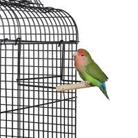 cage small movable perch for birds,finches and bugie Manufactures