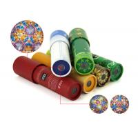 China Colorful Recycled Paper Gift Kaleidoscope For Various Design Wholesale on sale