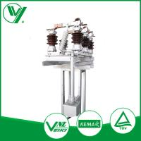 Normally Type Substation Low Voltage Disconnect Switch Manual Mechanism 12KV Manufactures