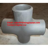 Buy cheap forged pipe cross from wholesalers