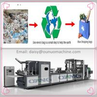 Non Woven Fabric Bag Making Machine Factories Manufactures