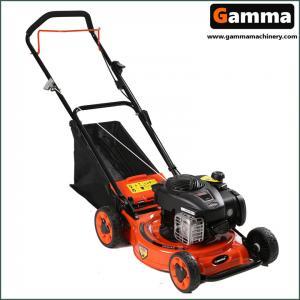China 16'' lawn mower, hand push, 400mm cutting width, B&S engine lanmower, garden tool, grass cutter on sale