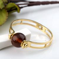 China Stainless Steel with Red agate bead bracelet, Fashion Jewelry Stainless Steel Pearl Bracelet on sale