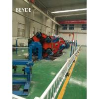 30~50r/Min Fast Rotating Speed Wire Cable Making Machine , Drum Twister Machine Manufactures