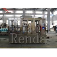 1000BPH 5L  Drinking Water  Automatic Beverage Filling Machine Liquid Filling Machine Manufactures