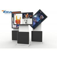 43 Inch Multi Touch Monitor , Customized Language Rotate Desktop Screen Manufactures