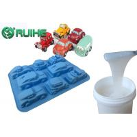 Washable Two Part Silicone Mold Making Rubber Environmental Friendly Manufactures