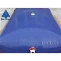 Fuushan Commercial Potable Collapsible Pillow PVC Stainless Steel Hot Water Storage Tank Manufactures