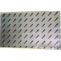 Anti Vibration Butyl Sound Deadening Material Silver Foil Facing Sound Dampening Manufactures