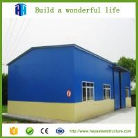 2017 Self storage building steel structure warehouse building for sale Manufactures