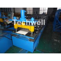 Corrugated Profile Roof Roll Forming Machine For Making The Corrugated Sheets Manufactures