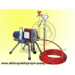 High pressure piston type airless paint sprayer & airless spray gun kit Manufactures