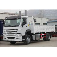 Sinotruk Small Cargo Truck 10T 15T 16T 4x2 Howo Sidewall Cargo Truck Manufactures