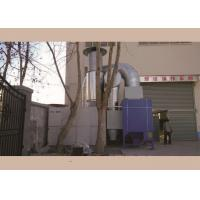 Welding Processing Central Dust Collector 0.1 μM High Precision Filter Manufactures