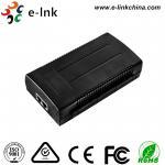 Single-Port 10/100/1000Mbps 120W 802.3bt Ultra Power over Ethernet Injectors Manufactures