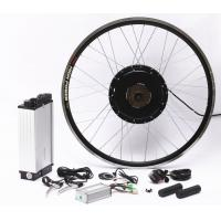 China 48v 1000w Electric Bike Conversion Kit Flexible High Performance Space Saving on sale