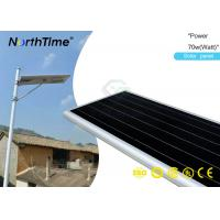 High Lumen Solar Lights Street Lighting with CE RoHs Certificates Manufactures