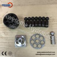 Awesome Metal Hydraulic Pump Uchida Rexroth Parts , A8V17 Hydraulic Pump Repair Kit