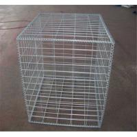 factory welded gabion box Manufactures