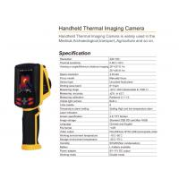2018 Hot cheaper handheld medical infrared camera thermography Manufactures