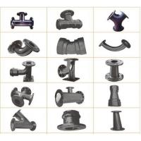Ductile Iron Pipe Fittings Manufactures
