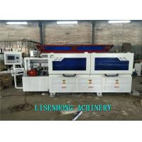 Knife Accurate Automatic Edge Banding Machine For Wood Ambry Intelligent Control Manufactures