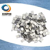 Polished Tungsten Carbide Saw Tips Hard Alloy Blade High Hardness Wear Resistance Manufactures