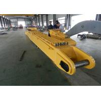 24m Excavator Boom Arm Komatsu PC450 Yellow Color 10500 mm Boom Length Manufactures