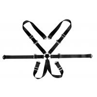Buy cheap 3 Inch 6 Point Removable Automobile Racing Safety Belts With Quick Release from wholesalers