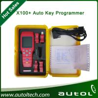 China X100+ Auto Key Programmer with Spanish and English on sale