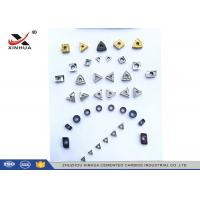 Cermet Indexable Carbide Inserts Full Range For Finishing Machining Steel Material
