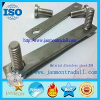 Stainless steel bolts,Stainless steel round head bolts,Stainless steel bolts with metal plates,Bolts with metal plates Manufactures