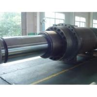 Heavy Duty Hydraulic Hoist Cylinder with small air viscosity for metallurgy equipments Manufactures