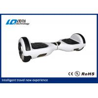 Self Balancing Electric Mobility Scooter With 4000mah Power Lithium Battery Manufactures