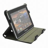 PU Leather Folio Flip Slim Fit Case for BlackBerry Playbook 7 Manufactures