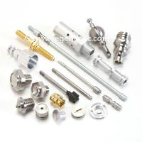 OEM CNC Spare Parts Turning / Milling Machining Type Stainless Steel Material Manufactures