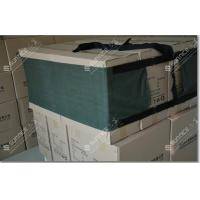 Black Heavy Duty Sticky Back Reusable Pallet Straps For Aircraft Manufactures
