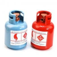 New promotion gift creative product retro gas tank cylinder holder shape saving bank Manufactures