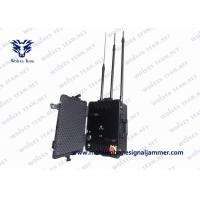 12 Bands Waterproof Vehicle Bomb Jammer Full Band Frequency RF GPS Cell Phone Signal Jammer Manufactures